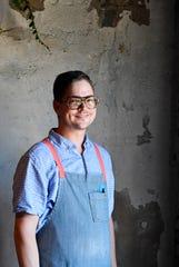 Bryan Lee Weaver, chef of Butcher & Bee.