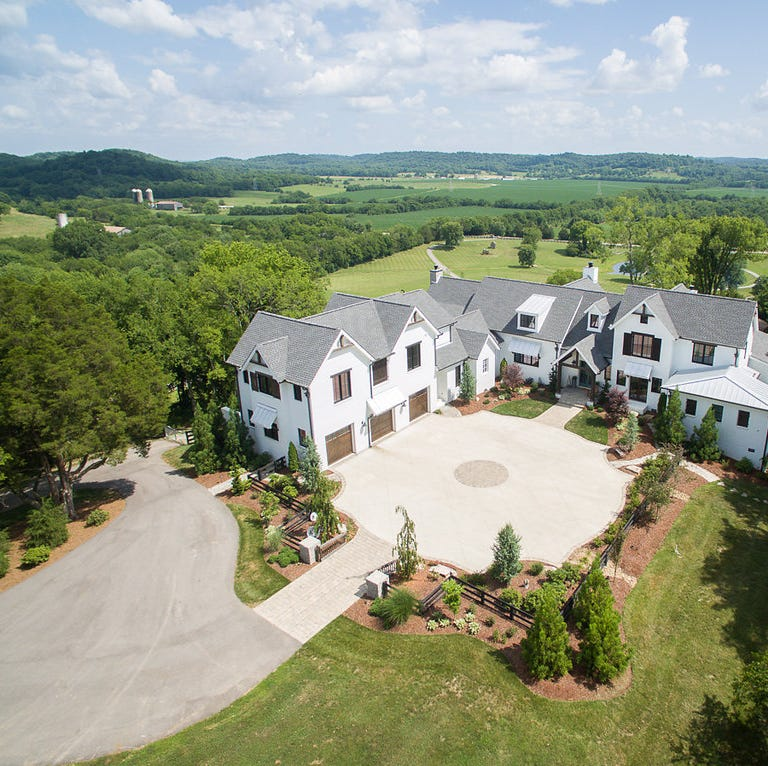 Christian music star Jeremy Camp's home for sale in Franklin for $5.4 million