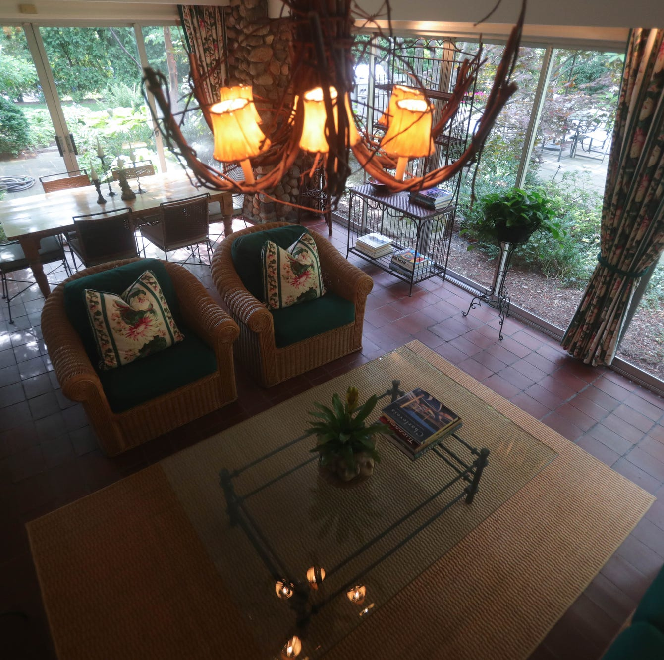 Secret compartment is one of Bloomfield Hills Tudor's many surprises