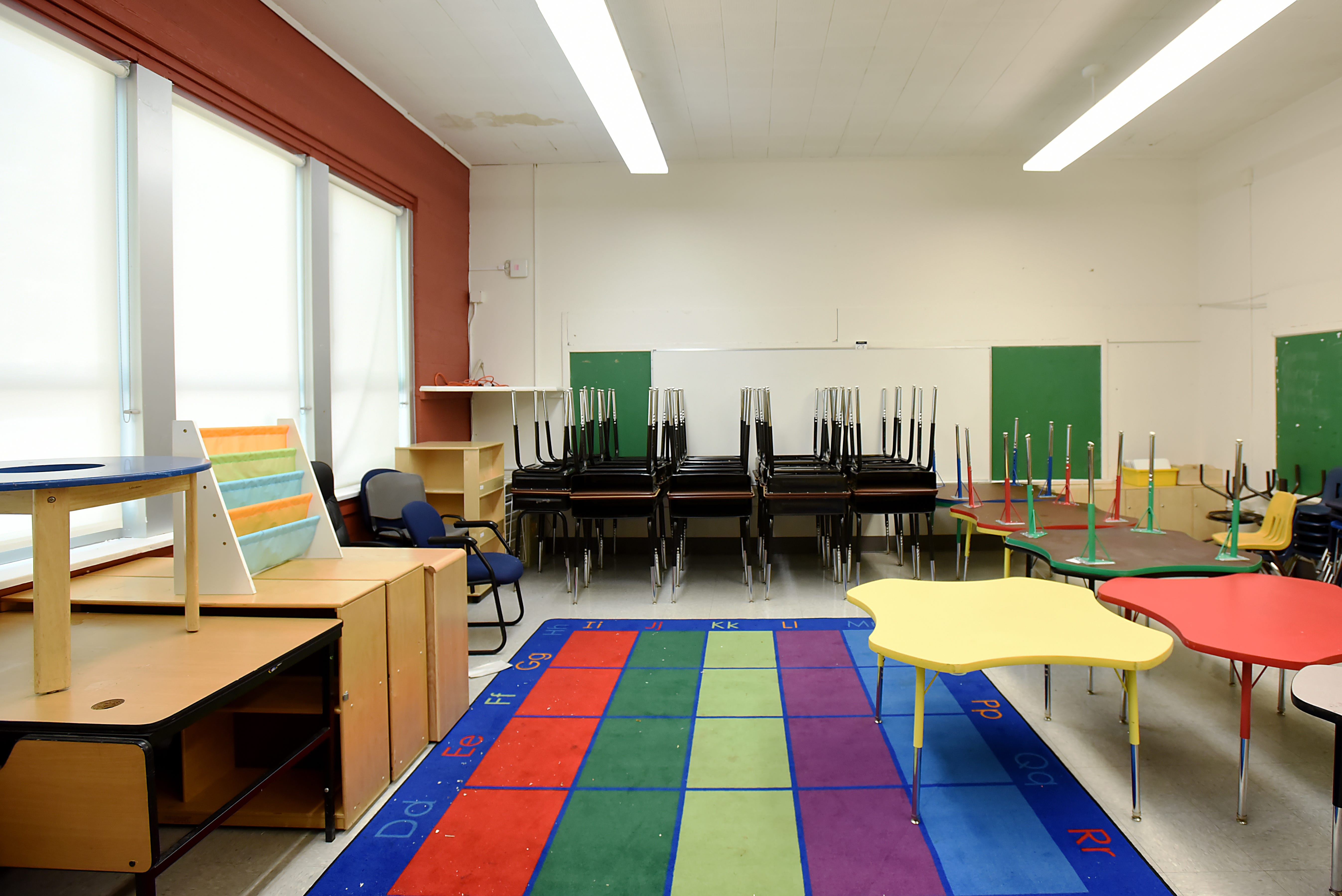 Lady Liberty Charter School in Newark has closed. An auction was held at the school to sell off the contents of its building in the summer of 2018.
