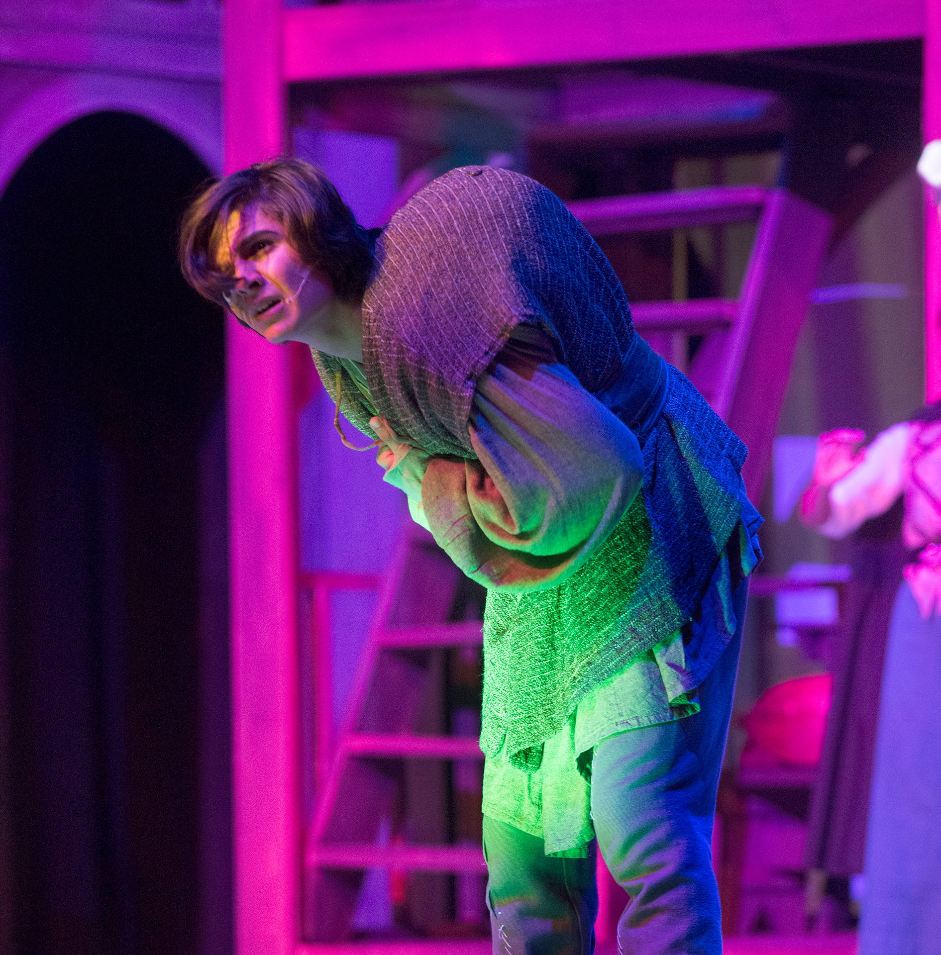 Teen thespians tackle challenging musical version of 'The Hunchback of Notre Dame'