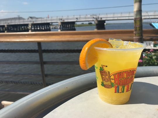 Harpoon Hanna's restaurant, located in Fenwick Island, Delaware, is one place visitors can try an orange crush. July 11, 2018.
