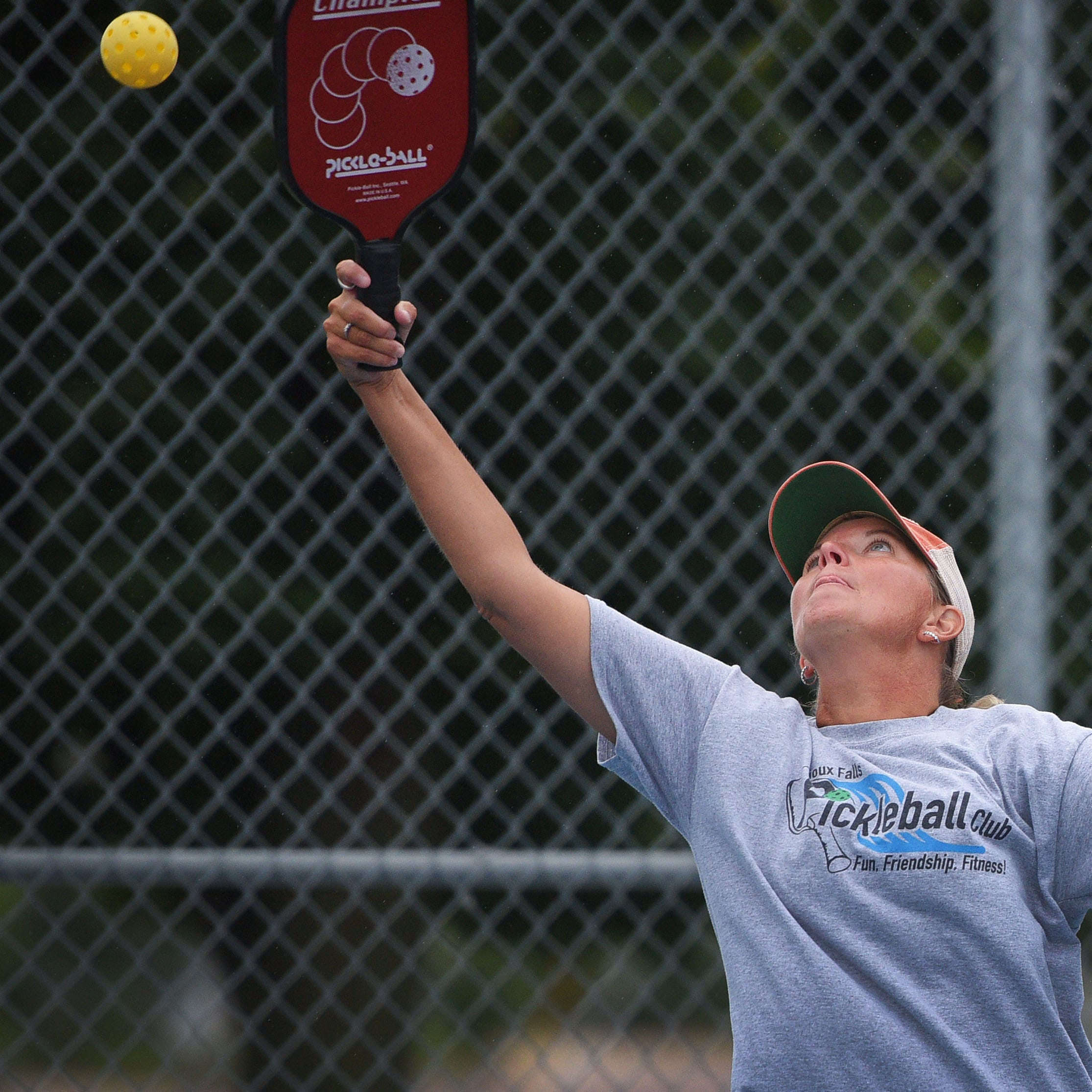 Pickleball is a growing sport in Sioux Falls, and organizers want you to give it a try