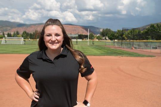 New Southern Utah softball coach Kortny Hall