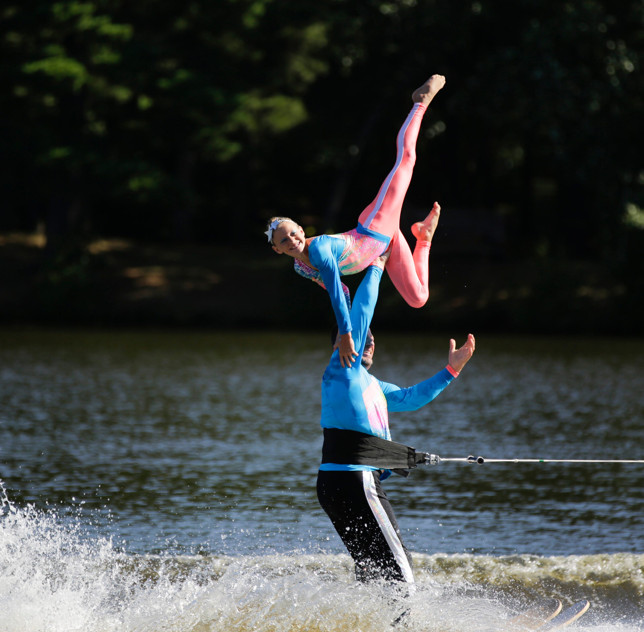 Wisconsin State Water Ski Show Championships make a splash at Lake Wazeecha