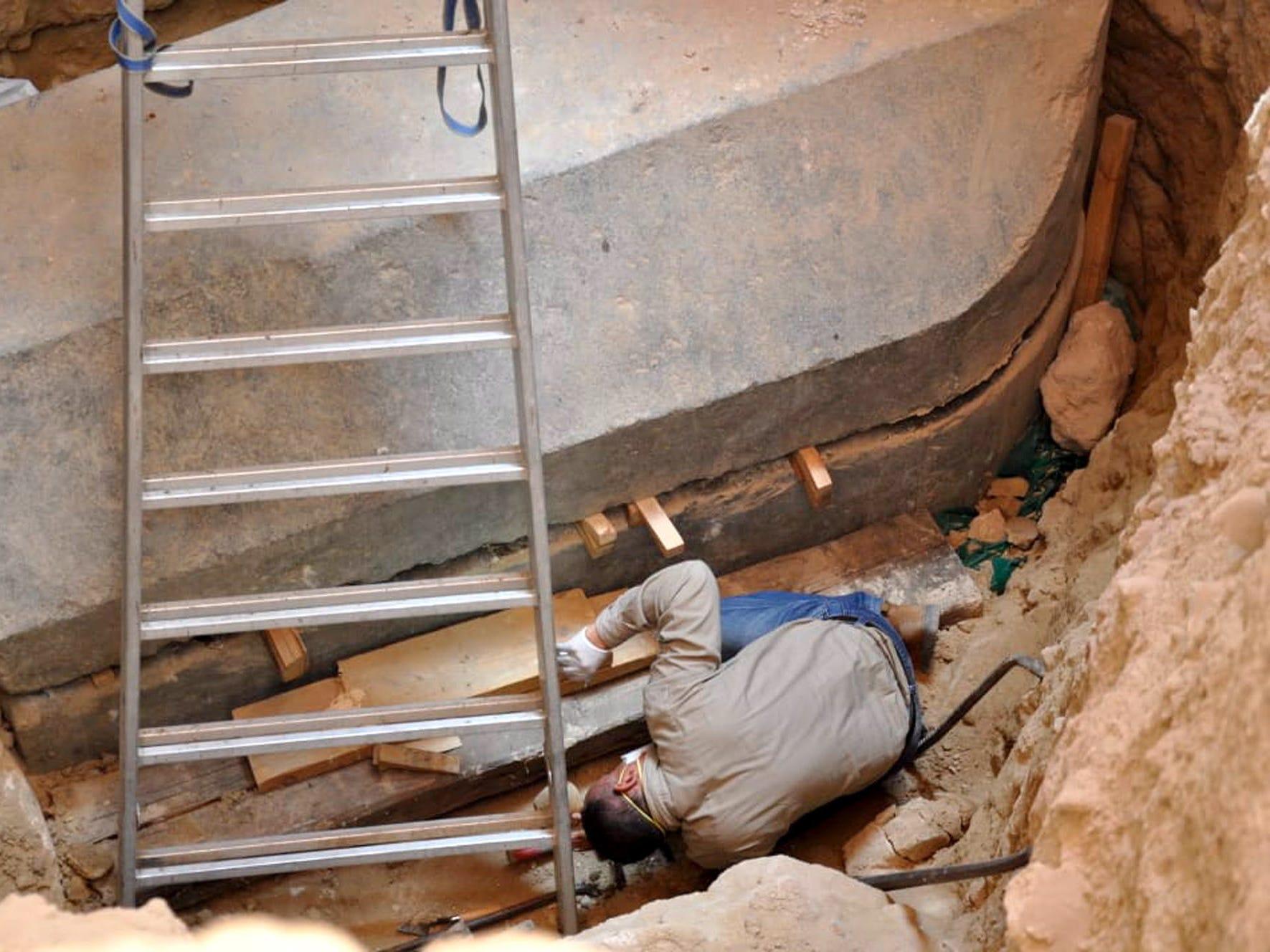 Epa Egypt Alexandria Archeology Ace Archeology Egy