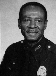 Officer Jacob Chestnut