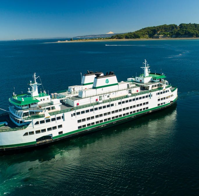 New ferry Suquamish will face Rich Passage cell signal issues too