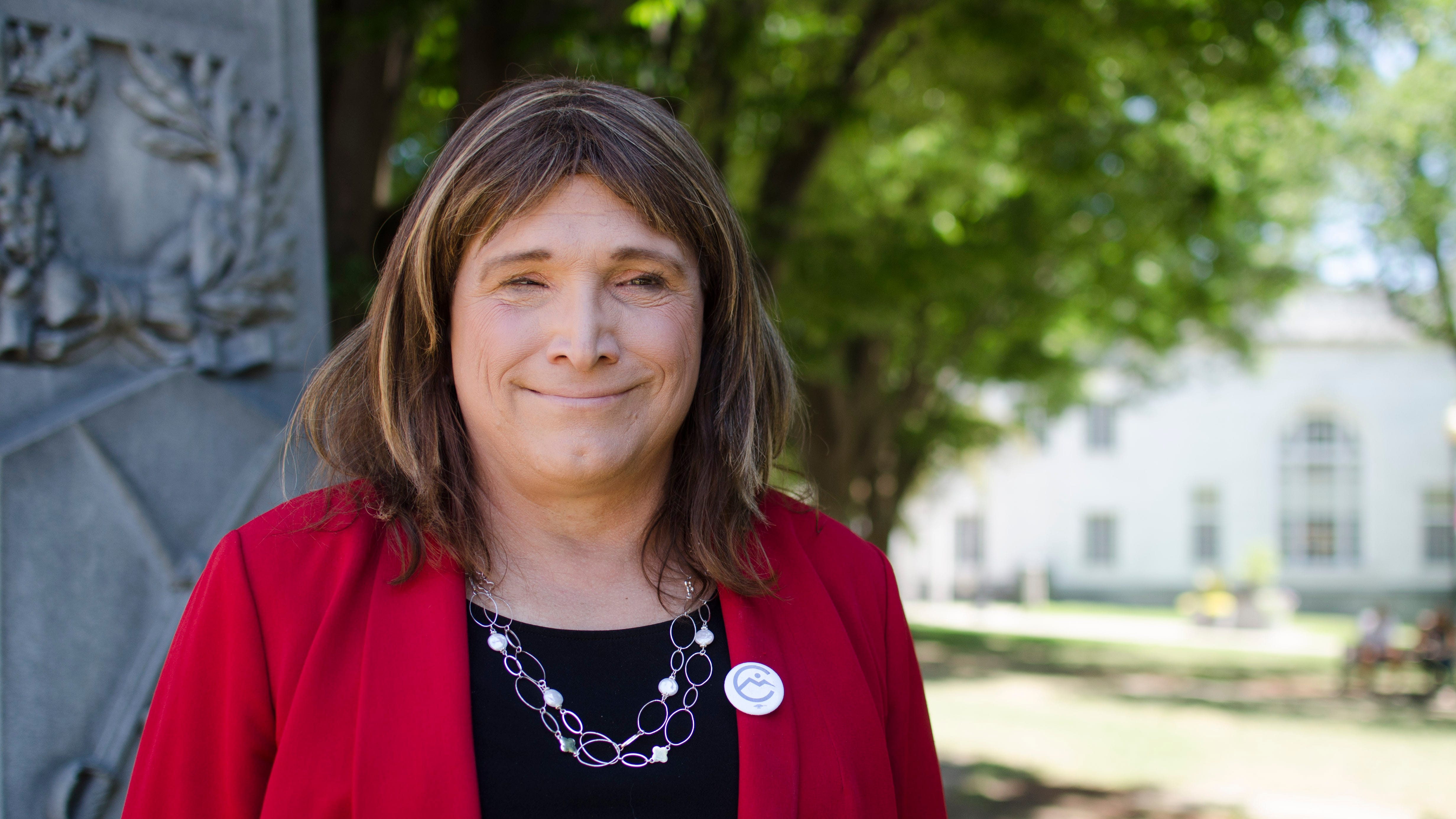 Christine Hallquist became first transgender candidate for governor. But can she unseat the incumbent?