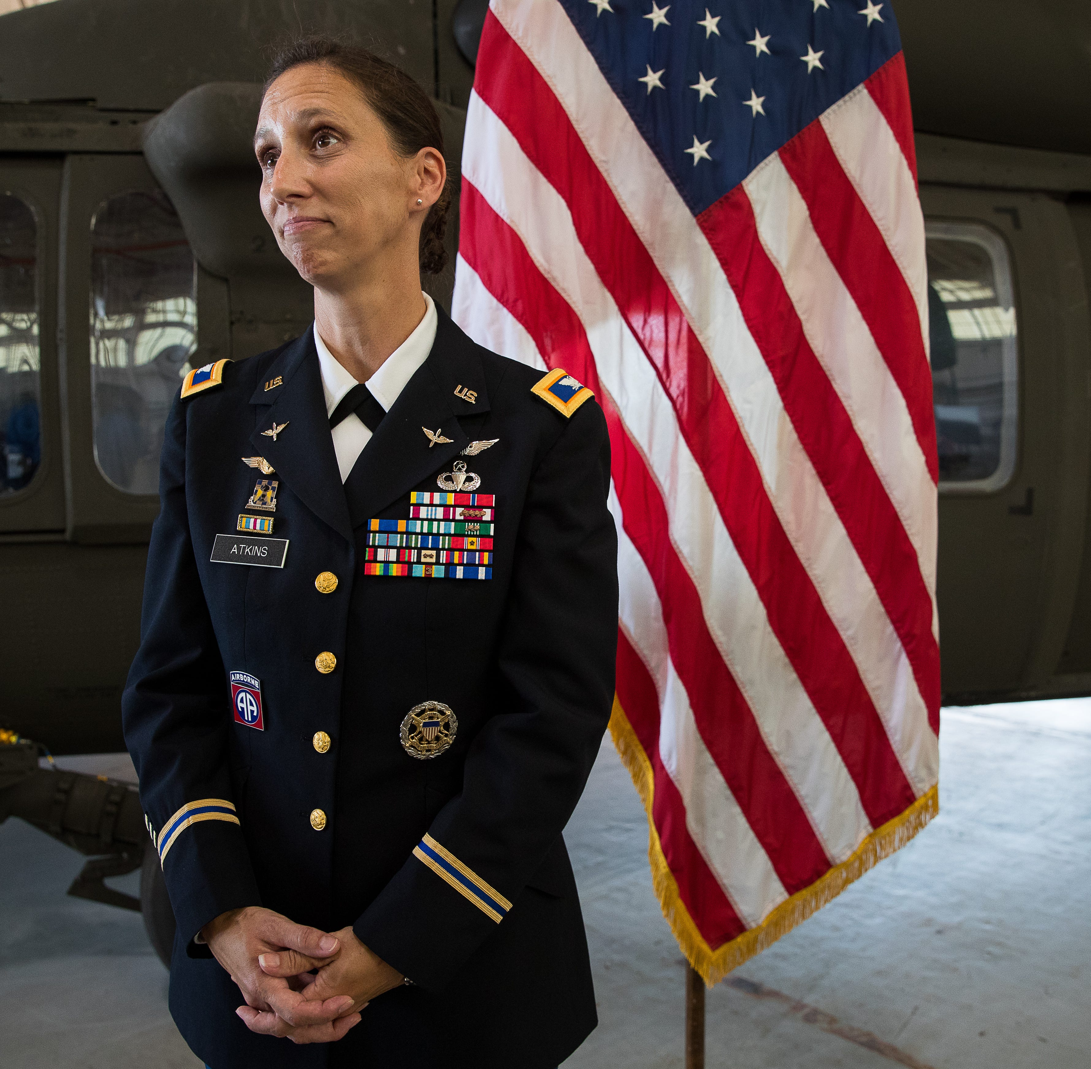 Col.Gail Atkins becomes first woman to lead Corpus Christi Army Depot