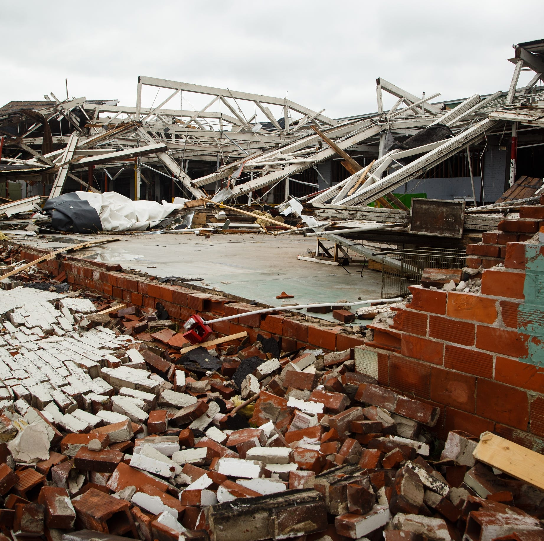 The Marshalltown tornado devastated the Lennox plant. Will the company remain?