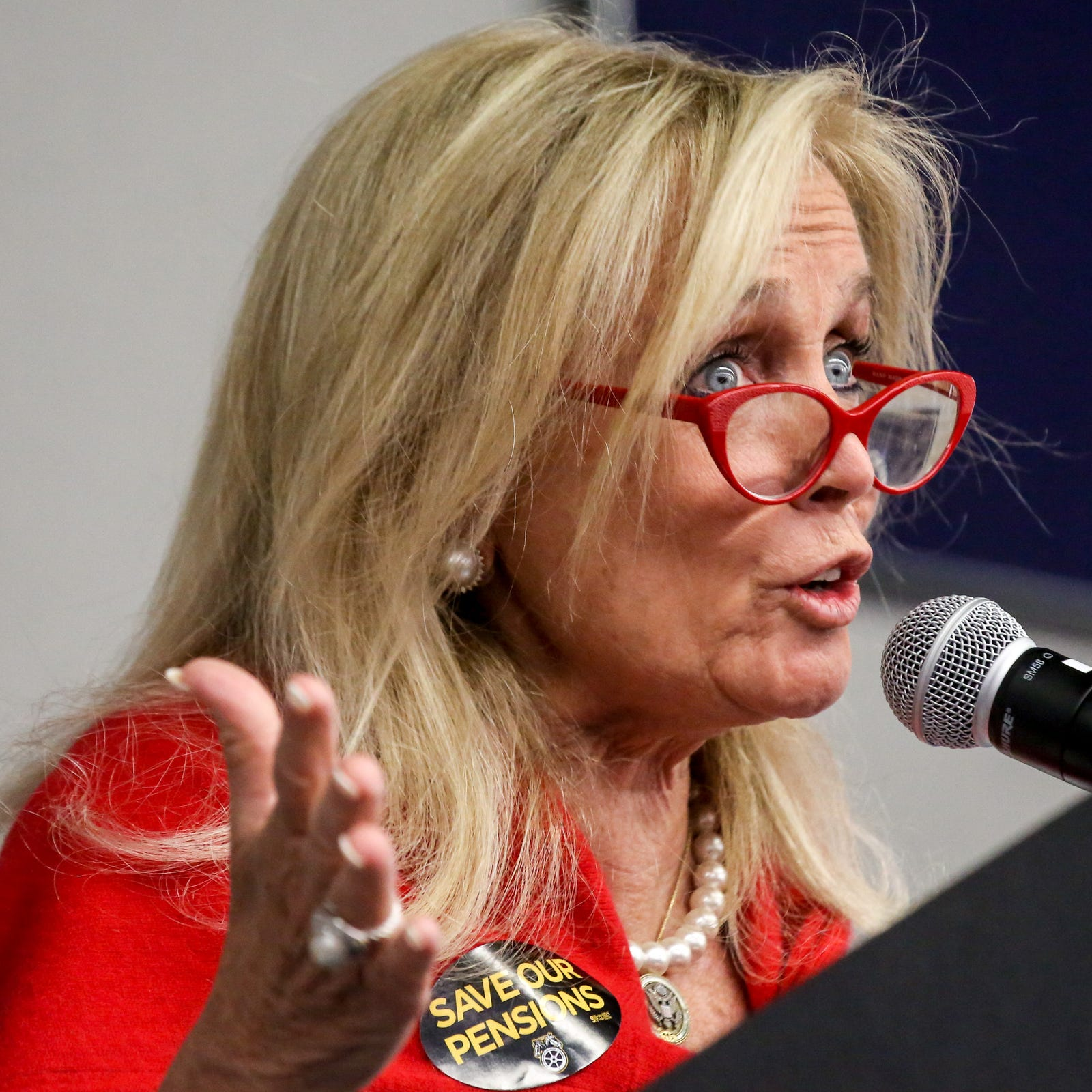 Rep. Debbie Dingell: My father was 'mentally ill,' 'shouldn't have had a gun'
