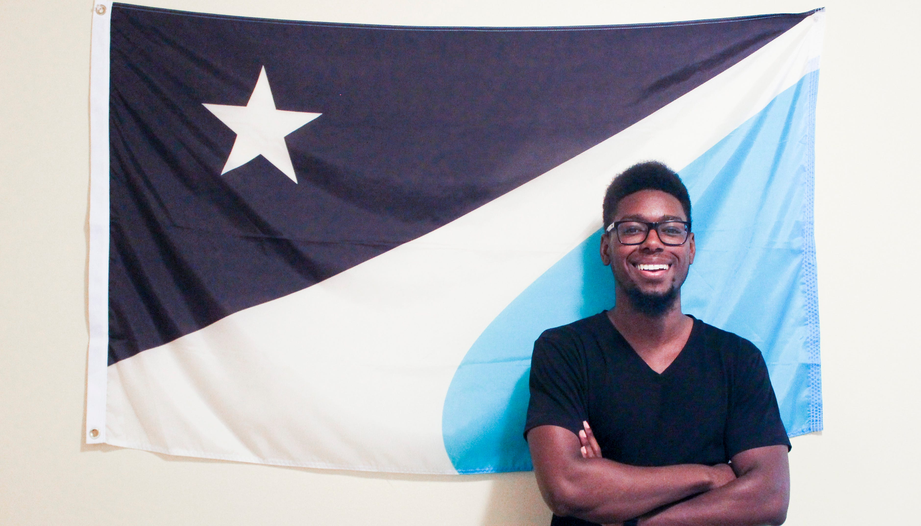 WMU grad student designs new look for Detroit flag, will city switch?