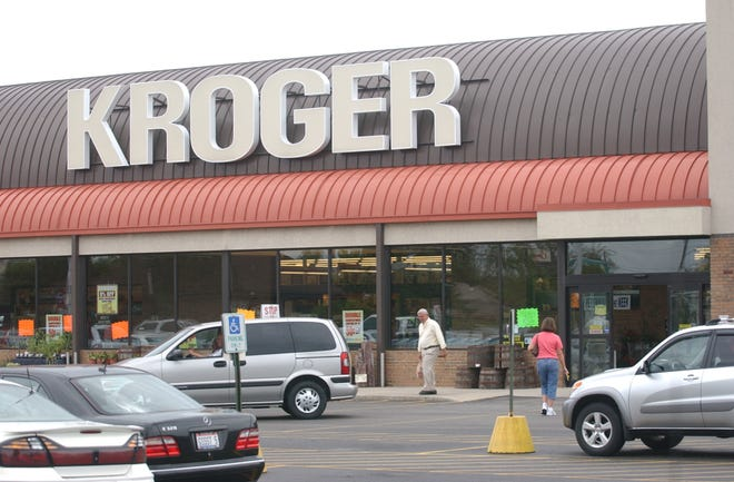 Kroger stores getting upgrades with new app.