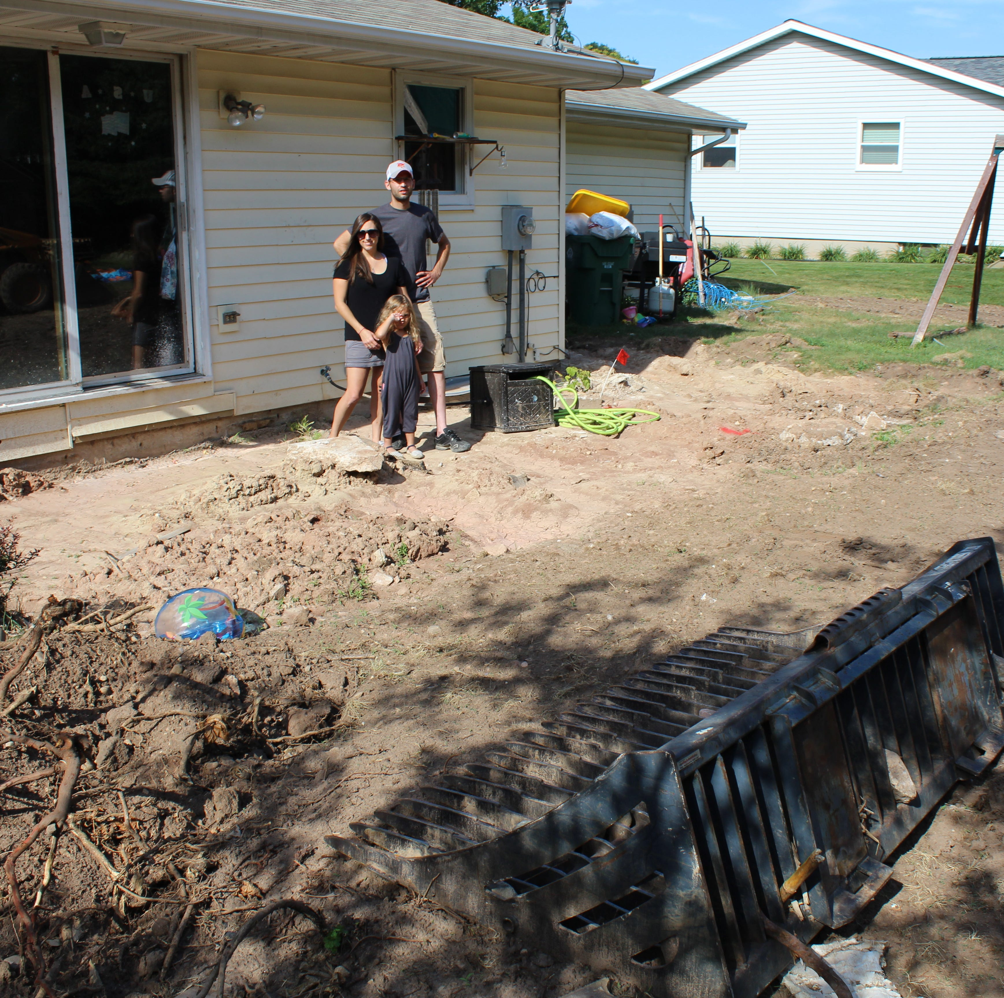 A broken water main wreaked havoc on their homes. Should Green Bay pay for repairs?
