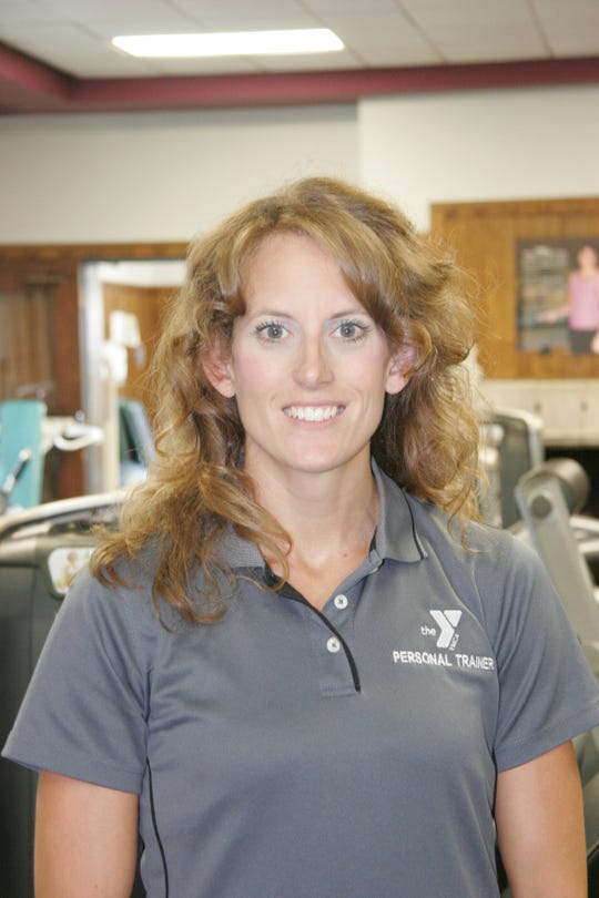 Kim Dart Elsing is a personal trainer for the Greater Green Bay YMCA.