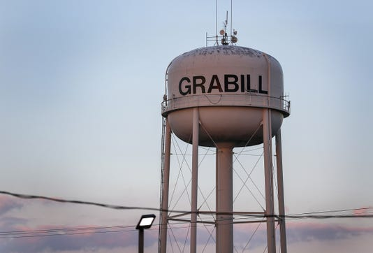 Downtown Grabill Indiana Is A Suburb Of Fort Wayne Where John Miller Resided The Man Being Charged With Murdering April Tinsley