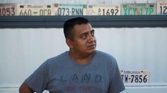 Alberto Librado shares his and his family's experiences after his I.C.E. detainment.