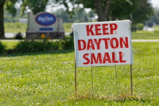 Laf The Fate Of Dayton S Development May Lay In The Hands Of God
