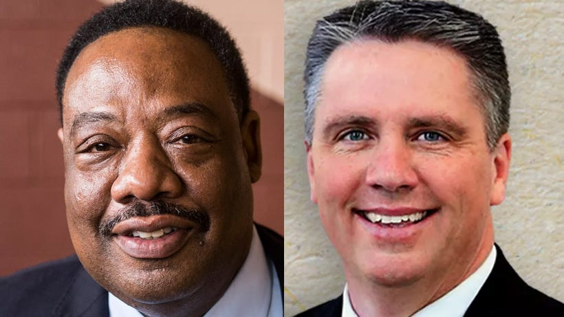 Bonner, Lane discuss issues in the Shelby County Sheriff's race