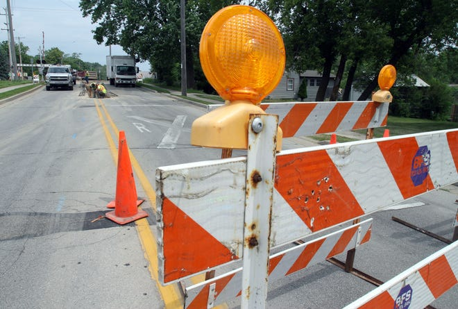 Worthington Street in Oconomowoc will be closed for construction until the end of August.