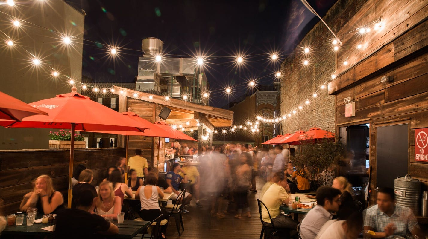 Enjoy Summer Weather At These North Jersey Rooftop Bars