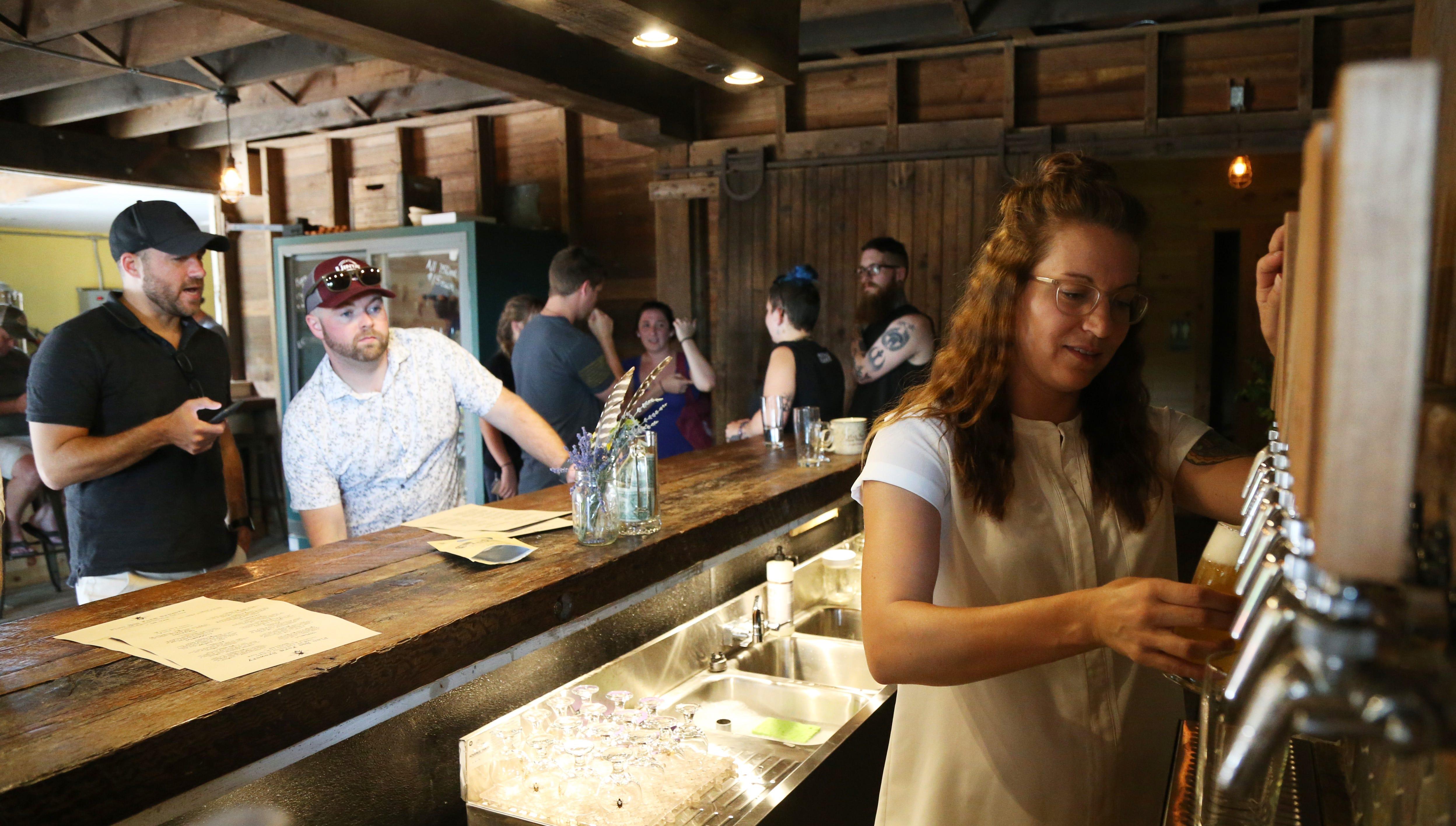 Plan Bee Farm Brewery opens Poughkeepsie tasting room