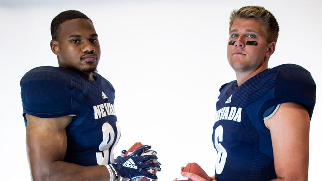 Nevada Football Team Debuts New Adidas Uniforms