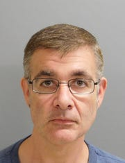 Martin Tuohy, 45 of Middletown, Delaware, turned himself in after causing an eight-vehicle collision in Rehoboth.