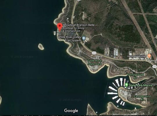 Emergency crews are responding to a reported mass casualty event on Table Rock Lake near the Branson Belle, reportedly involving a tourist boat.