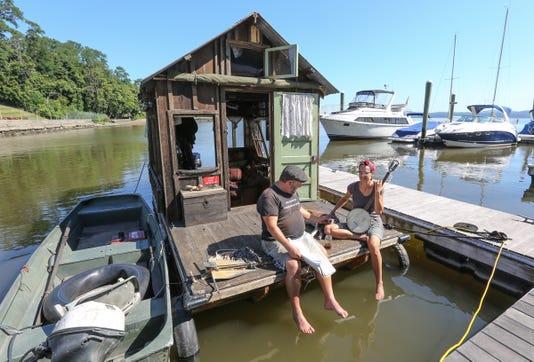 Secret History Shantyboat