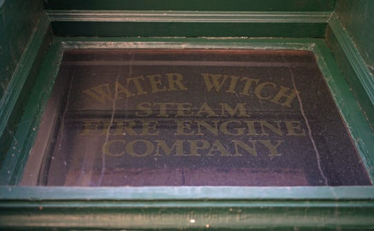 The old fire station on Gilpin Avenue in the 40 Acres neighborhood was once known as the Water Witch Steam Fire Engine Company.