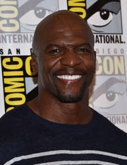Actor Terry Crews turns 50 on July 30.