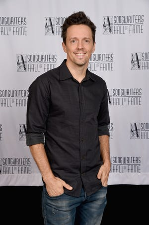 """Jason Mraz, in New York in June, is speaking out about his """"experiences with men."""""""