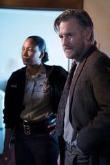 "Bill Pullman stars as Detective Lt. Harry Ambrose in USA's ""The Sinner."""