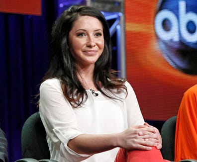 "Bristol Palin, pictured in 2012, aired her grievances with MTV and ""Teen Mom"" in an Instagram post."