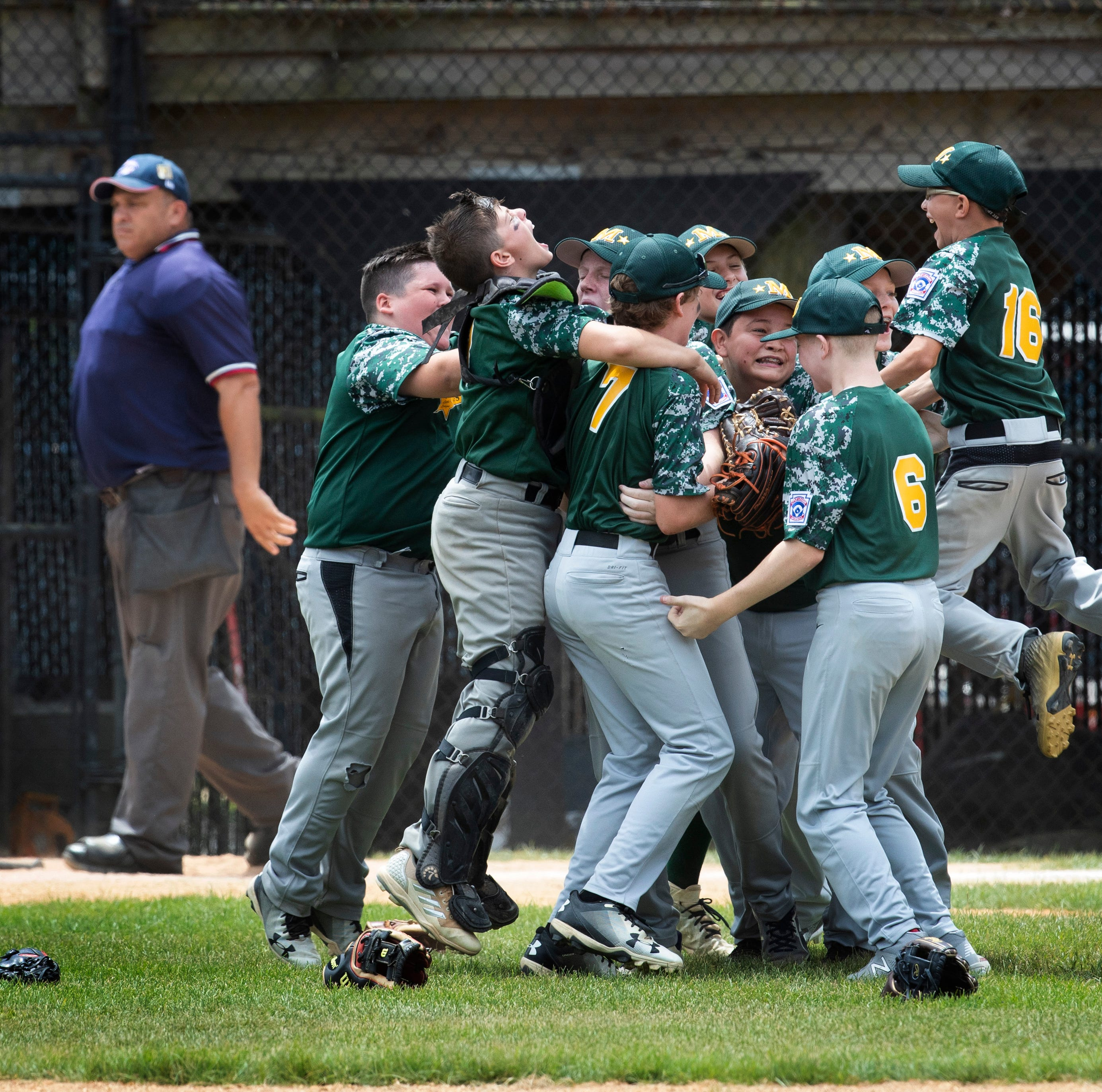 Little League: Middletown wins Section 3, heads to state tournament next