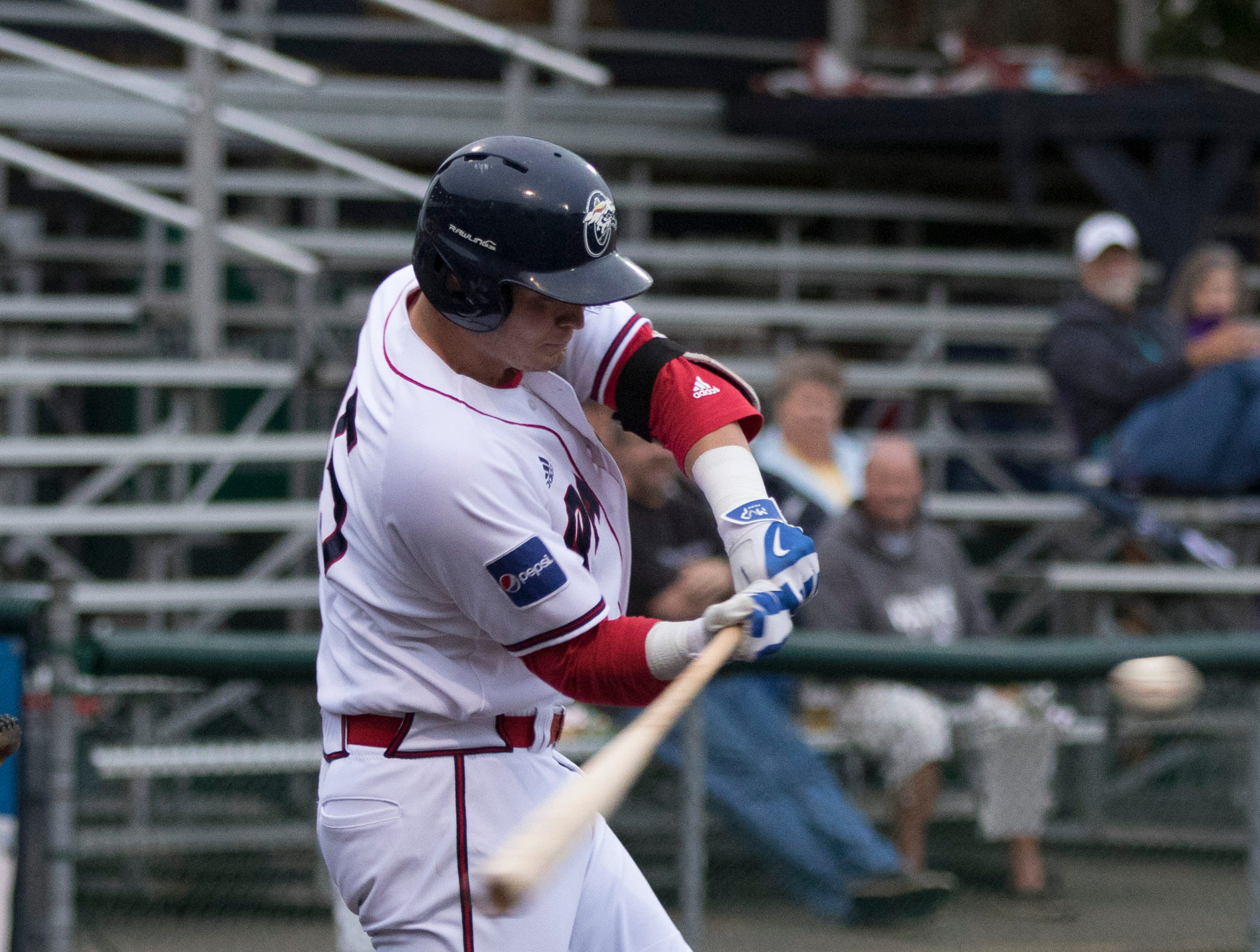 The Chillicothe Paints defeated Butler BlueSox 2-1 after the fifth inning due to the game being called off for inclement weather on July 20, 2018, at the VA Memorial Stadium in Chillicothe.