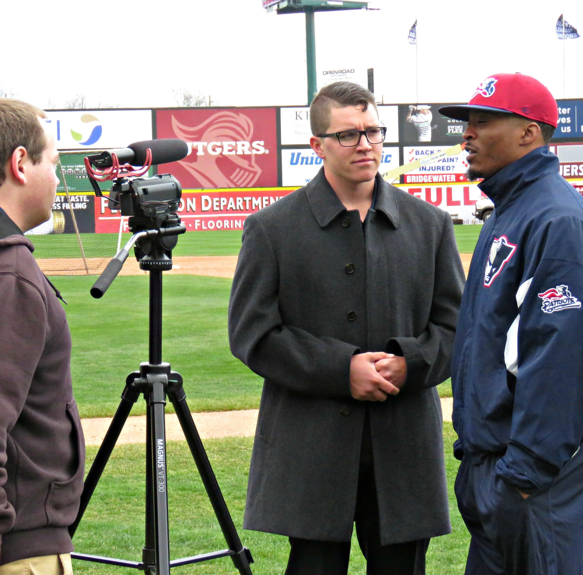 Somerset Patriots: Former South Plainfield pitcher Pat Boyle on the mic