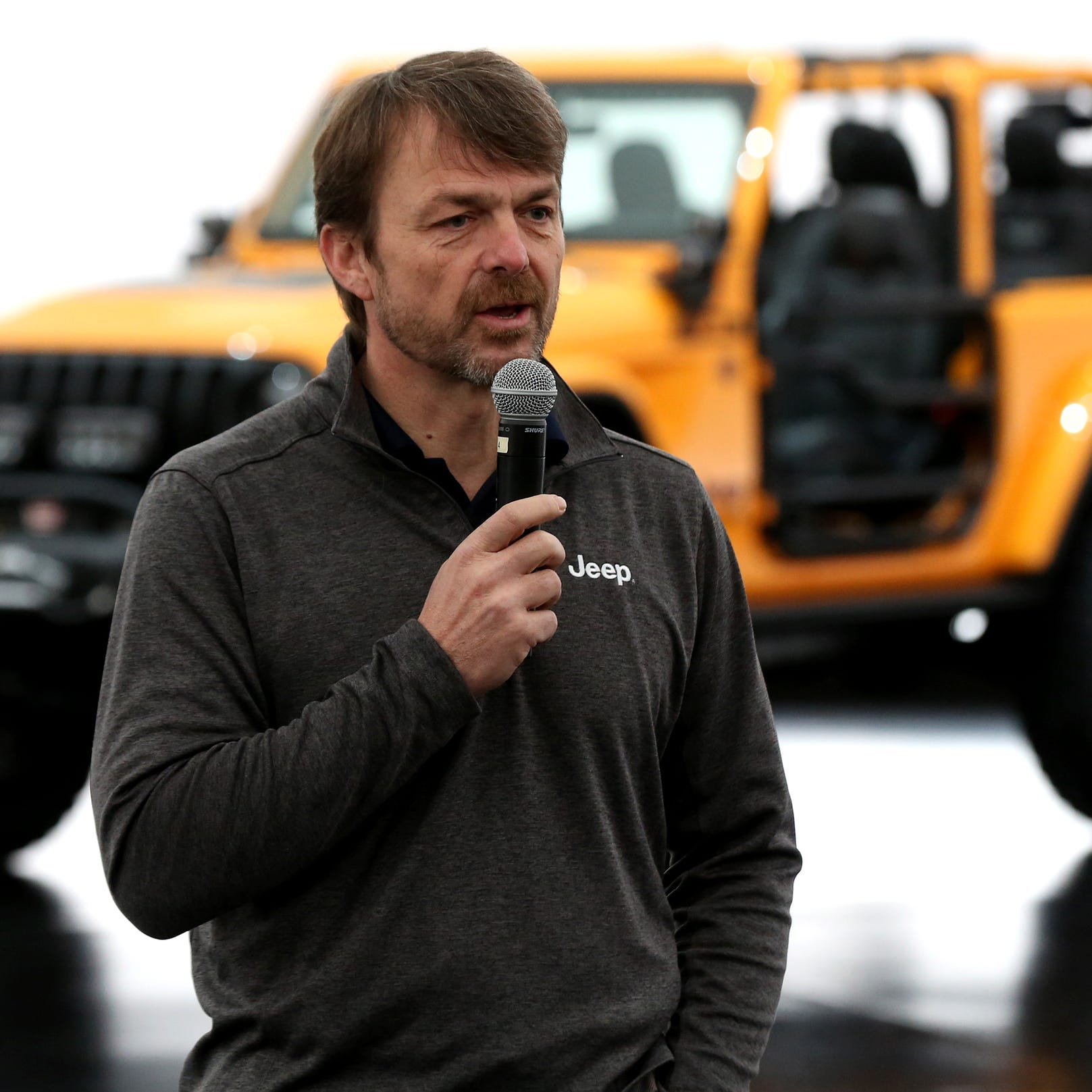 FCA recommends Jeep exec Mike Manley to replace CEO Sergio Marchionne