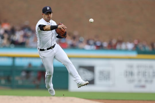 Shortstop Jose Iglesias has been on the trade block for multiple years.