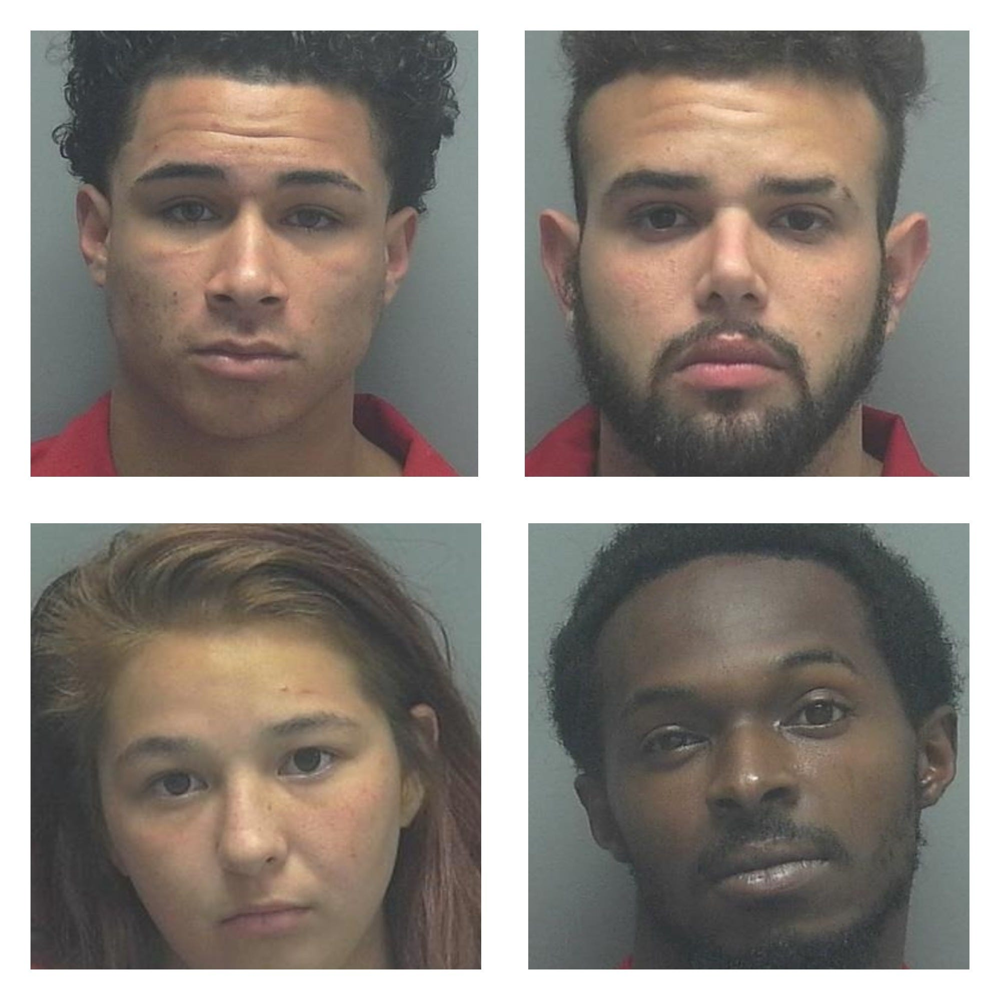 Lee County grand jury indicts 3 suspects in Mother's Day homicide, attempted slaying