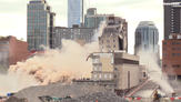 Watch as the historic Sullivan Tower in Nashville implodes