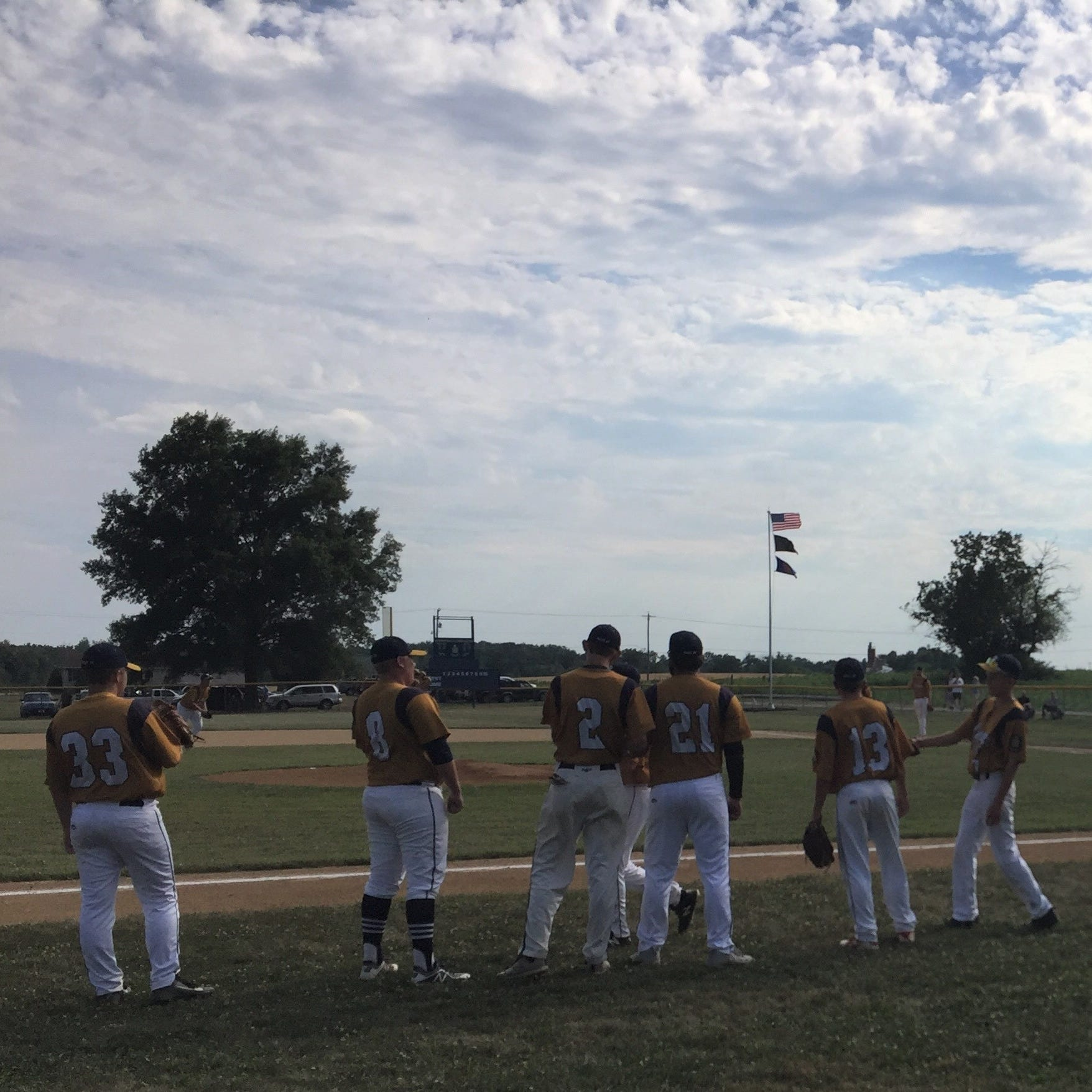 That hometown feeling: American Legion baseball still matters in Hanover