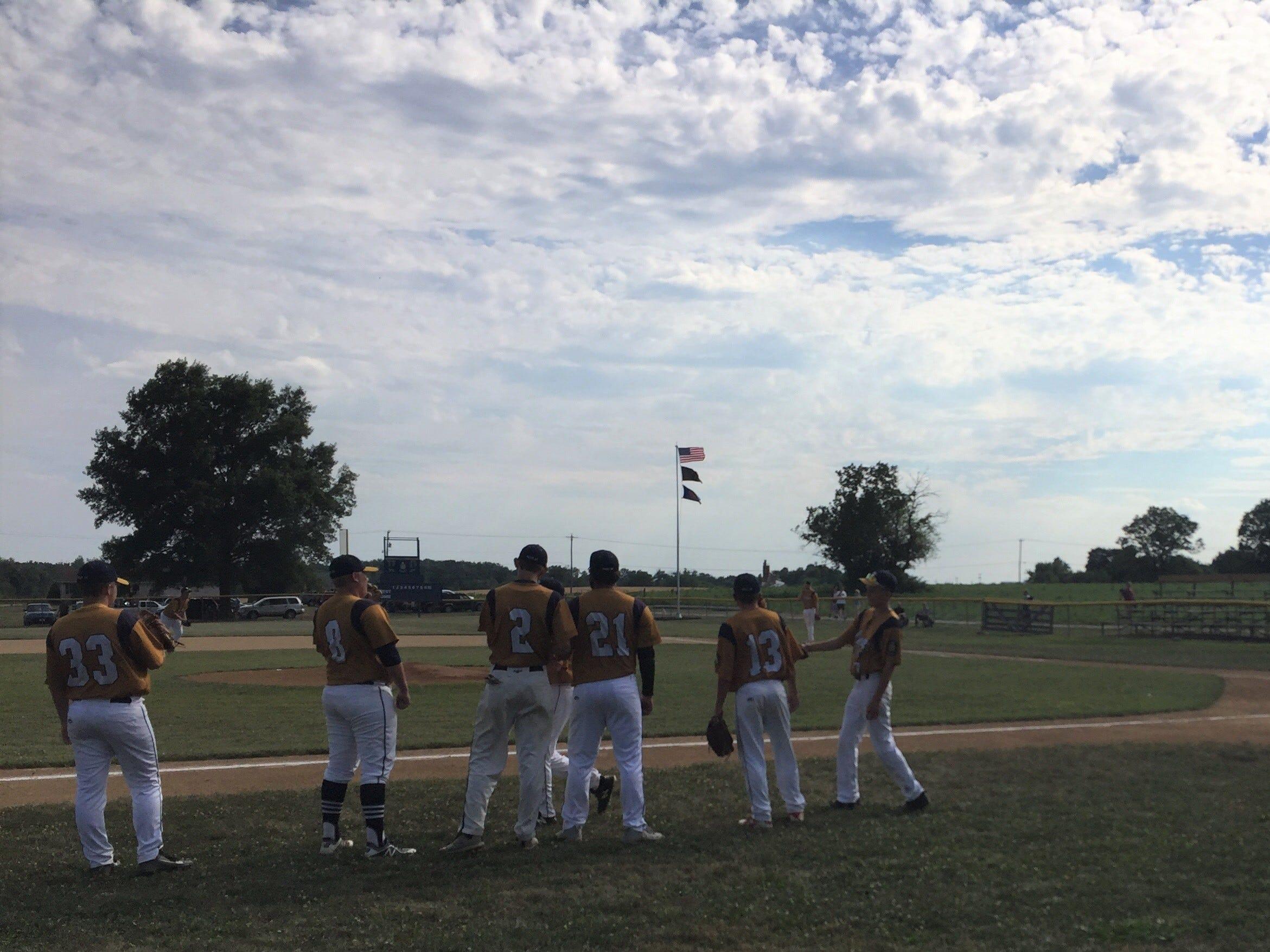 That hometown feeling: American Legion baseball still matters in Hanover
