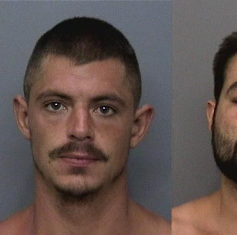 Two in Oak Run arrested for firing shots and robbing at gunpoint