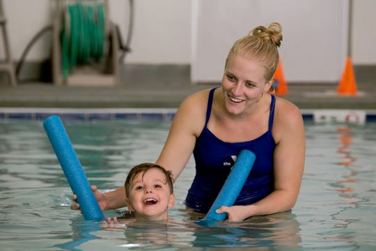 The YMCA has been teaching people to swim for more than 100 years.