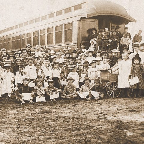 'Orphan Trains' event in Cedar City reveals little-known Utah history
