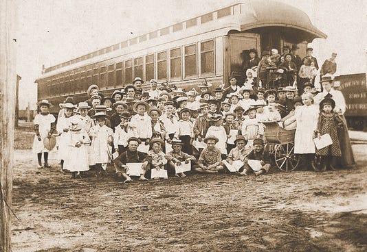 Orphan Train Photo