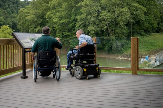 National parks accessibility
